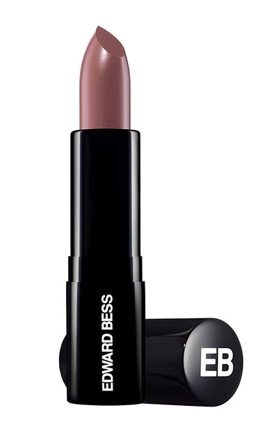 Best Fall Lipstick Colors: Edward Bess Fall Lip Color in Demi Buff