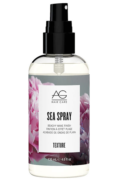 Best Sea Salt Sprays/ Beach Wave Sprays for Beachy Waves: AG Hair Sea Spray