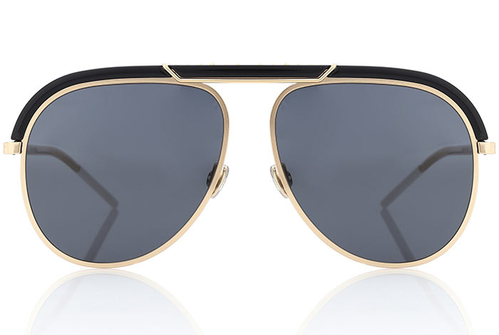 Best Aviator Sunglasses for Women: Dior DiorDesertic Aviators