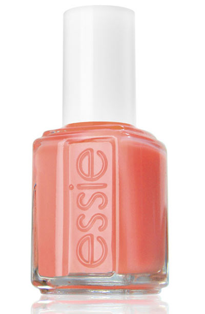Best Orange Nail Polish Colors: Essie Orange Nail Polish in Tart Deco