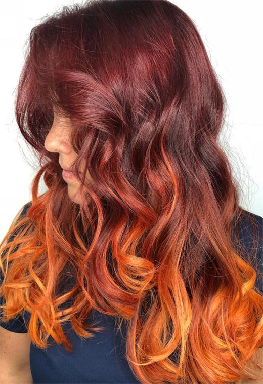 Red Hair Color History & Facts