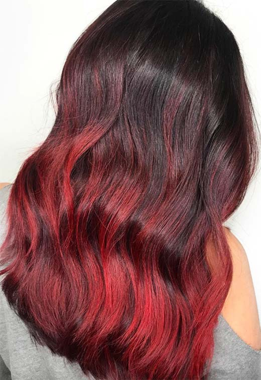 63 Hot Red Hair Color Shades to Dye for: Red Hair Dye Tips ...