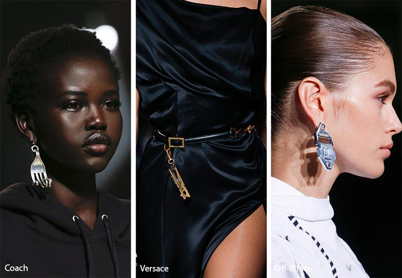Spring/ Summer 2019 Jewelry Trends: Everyday Objects Inspired Jewelry