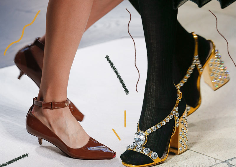 Spring Summer 2019 Shoe Trends Spring 2019 Runway Shoes Sandals