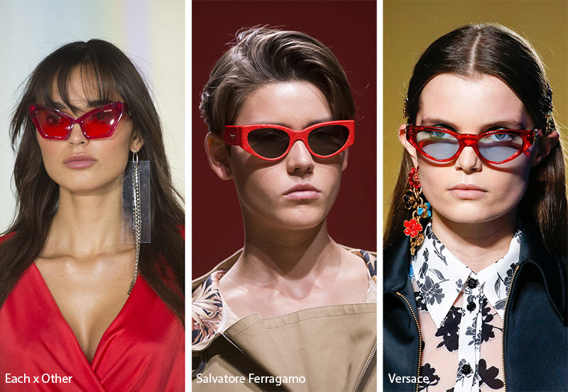 fc2827a2a01ce Spring  Summer 2019 Sunglasses Trends  Spring 2019 Eyewear Trends