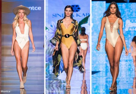 Spring/ Summer 2019 Swimwear Trends: Summer 2019 Swimsuits