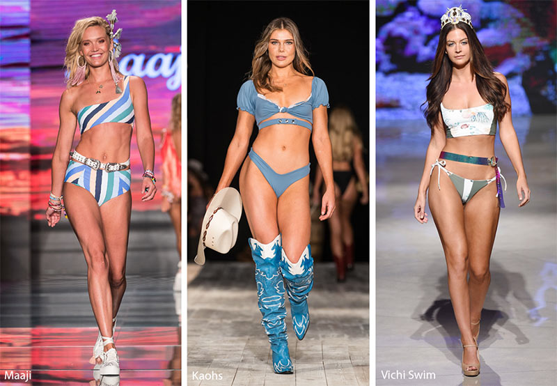 Spring Summer 2019 Swimwear Trends Summer 2019 Swimsuits
