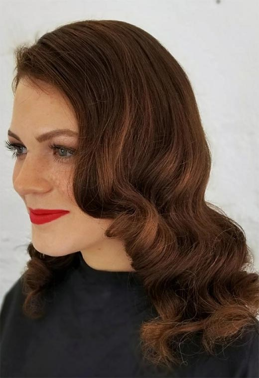 Auburn Hair Color Shades: Auburn Hair Dye Tips