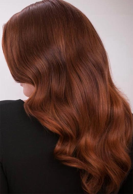 Auburn Hair Dye Tips