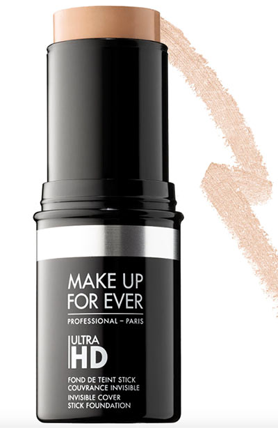 Best Foundation Sticks: Make Up For Ever Ultra HD Invisible Cover Stick Foundation