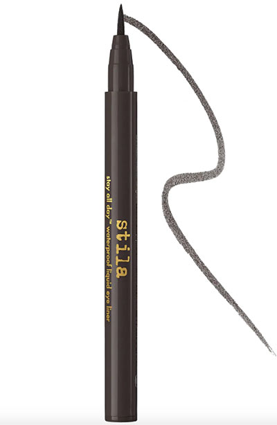 Best Waterproof Makeup Products: Stila Stay All Day Waterproof Liquid Eye Liner