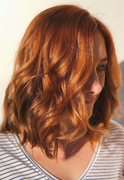 57 Flaming Copper Hair Color Ideas For Every Skin Tone Glowsly