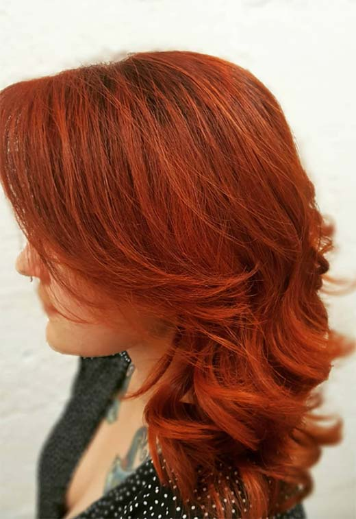 Ginger Hair Color Shades: Ginger Hair Dye Tips