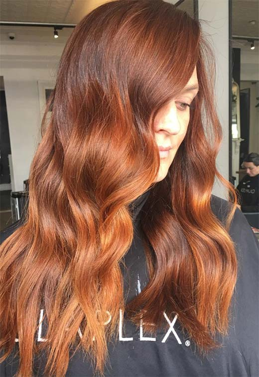 53 Fancy Ginger Hair Color Shades To Obsess Over Ginger