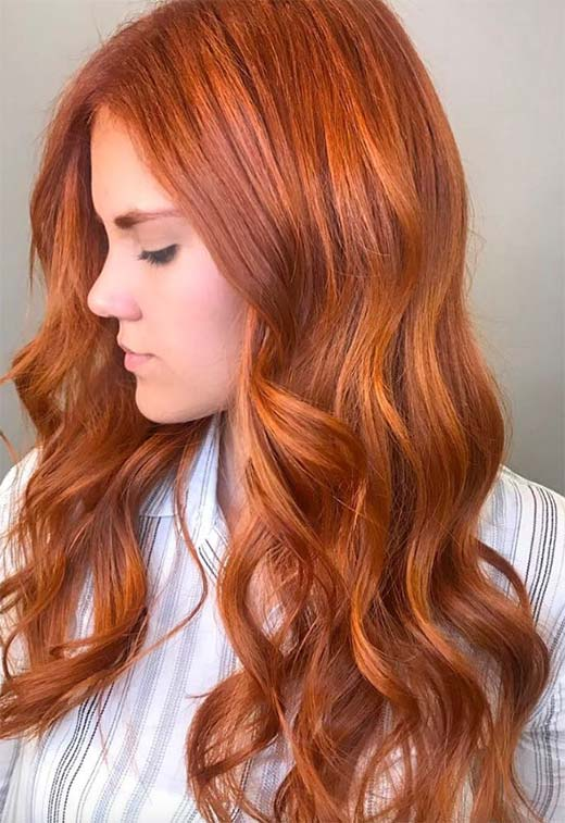 Ginger Hair Care Tips for a Brighter Color