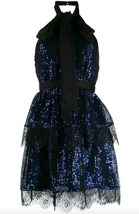 Sparkly Sequin Dresses to Buy: Self-Portrait Sequin Dress