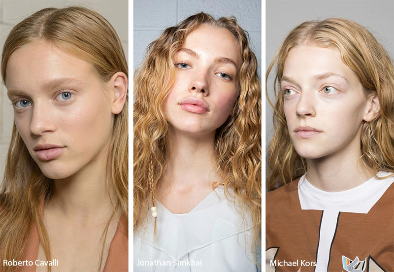 Spring Summer 2019 Hairstyle Trends Spring 2019 Runway Hairstyles
