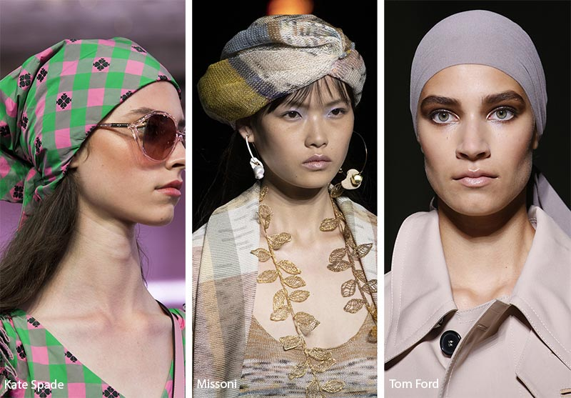 Spring/ Summer 2019 Hat Trends: Headscarves & Turbans