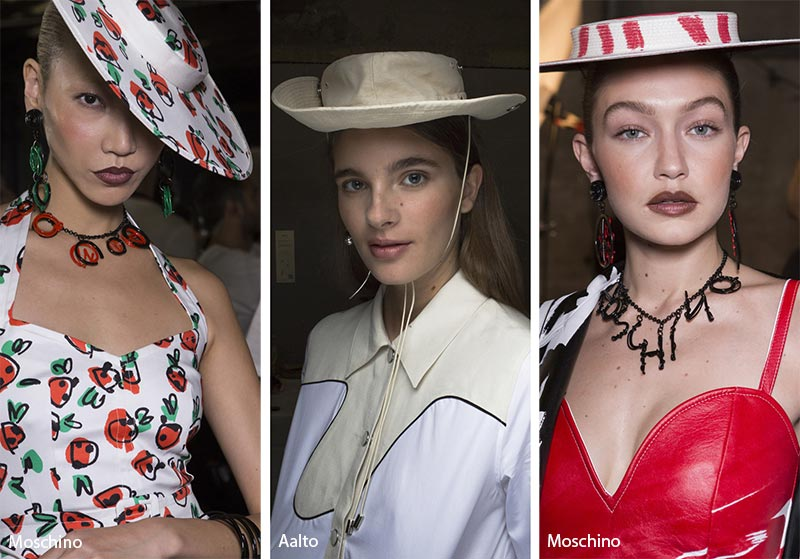 Spring/ Summer 2019 Hat Trends: Pincushion Hats