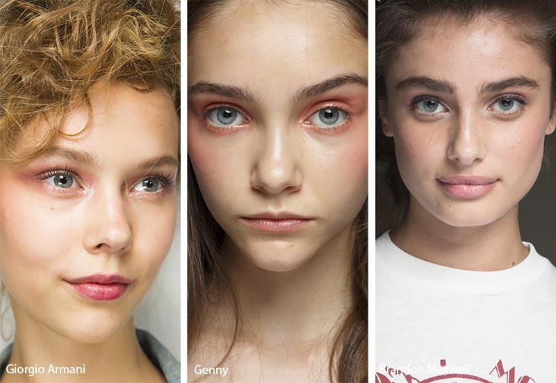 Spring/ Summer 2019 Makeup Trends: Pink Blush/ Makeup