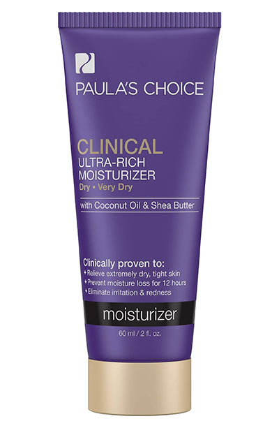 Best Coconut Oil Skin Care Products: Paula's Choice Clinical Ultra-Rich Moisturizer