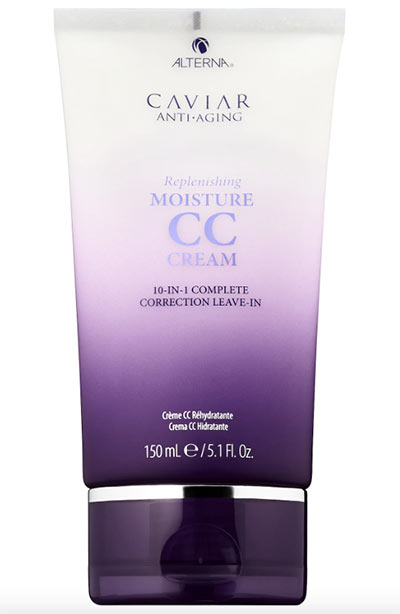 Best Hair Cream Styling Products: Alterna Haircare CAVIAR Anti-Aging Replenishing Moisture CC Cream