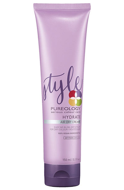 Best Hair Cream Styling Products: Pureology Hydrate Air Dry Cream