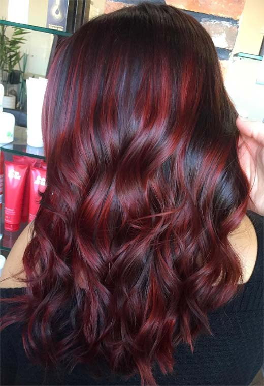 63 Yummy Burgundy Hair Color Ideas Burgundy Hair Dye Tips Tricks