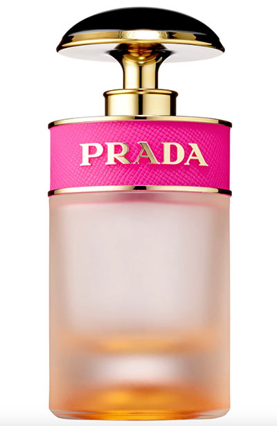Best Hair Perfumes & Scented Hair Mists: Prada Candy Hair Mist