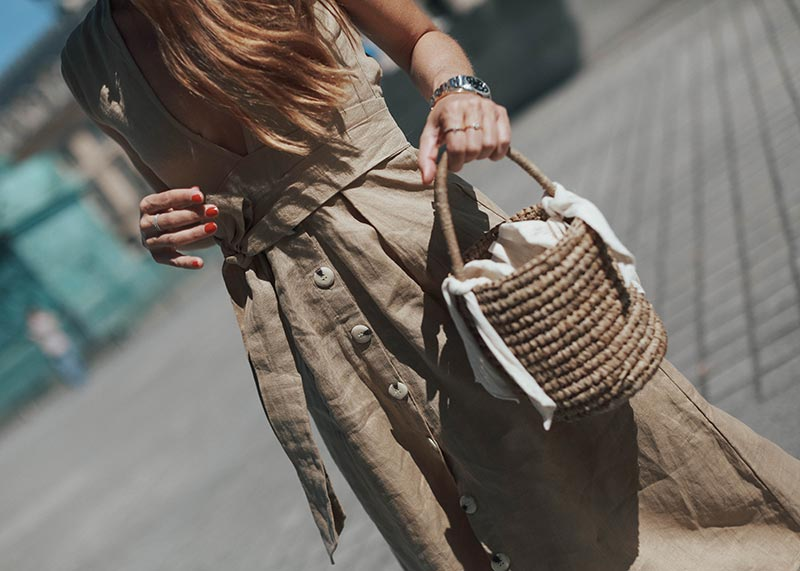 The Fascinating History of the Bucket Bag Trend