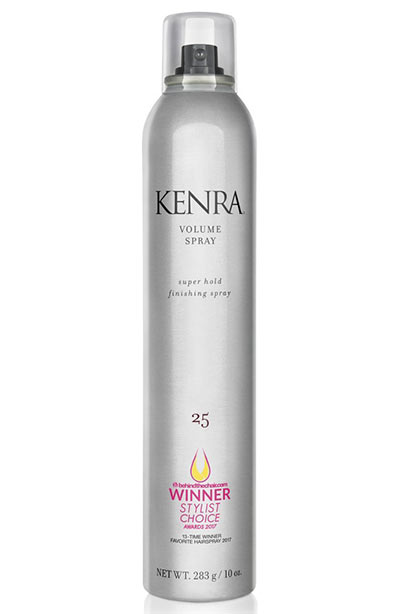 Best Hair Sprays: Kenra Professional Volume Spray 25