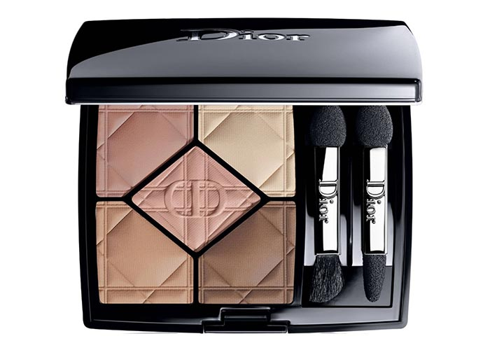 Best Nude Eyeshadow Palettes: Dior 5 Couleurs Couture Eyeshadow Palette in 537 Touch