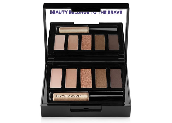 Best Nude Eyeshadow Palettes: Kevyn Aucoin Emphasize Eye Design Palette in Unblinking