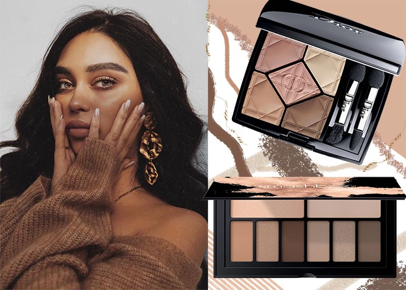 Best Nude Eyeshadow Palette: Neutral Eyeshadow Guide