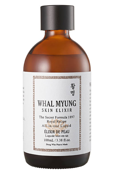 Best K-Beauty/ Korean Skin Care Products: Whal Myung Skin Elixir