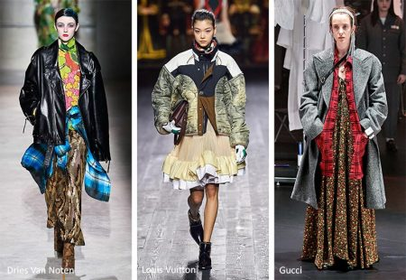 Fall Winter 2020 2021 Fashion Trends Fall 2020 Runway Trends