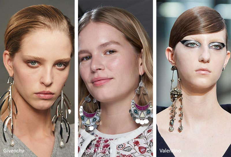 Fall/ Winter 2020-2021 Jewelry Trends: Chandelier Earrings