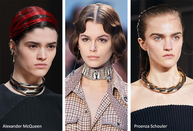 Fall/ Winter 2020-2021 Jewelry Trends: Chunky Chokers