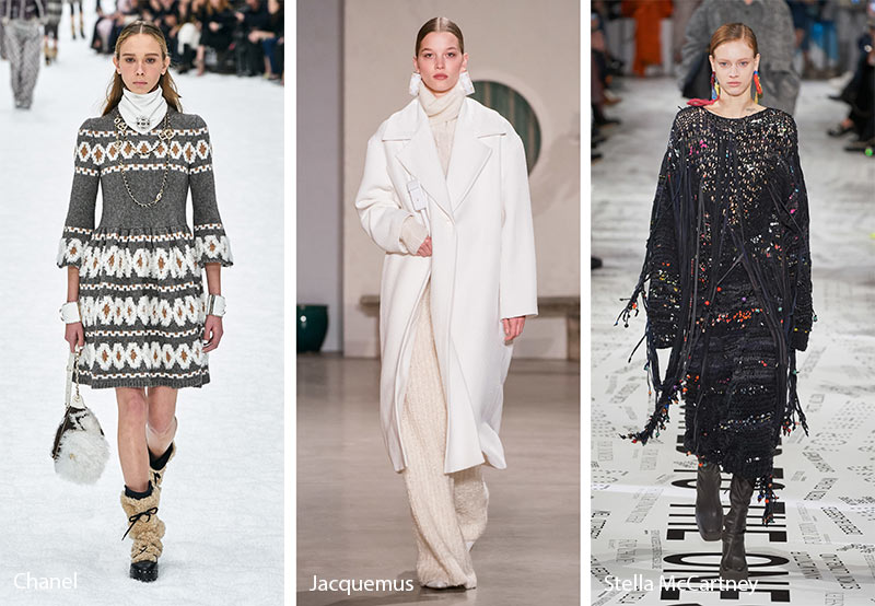 Fall/ Winter 2019-2020 Fashion Trends: Knitwear