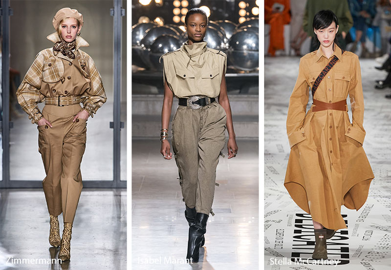 Fall/ Winter 2019-2020 Fashion Trends: Fall 2019 Runway Trends