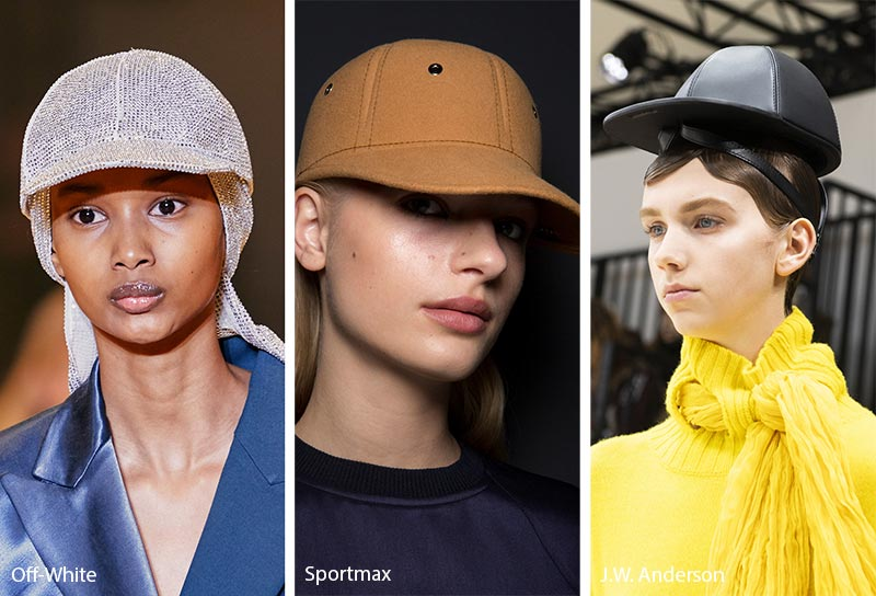 Fall/ Winter 2019-2020 Hat Trends: Baseball Caps