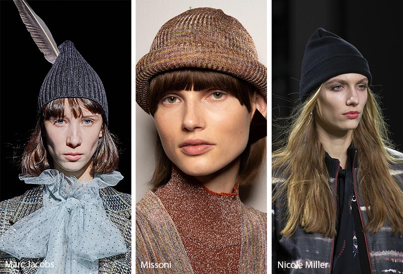 Fall/ Winter 2019-2020 Hat Trends: Beanies & Toques