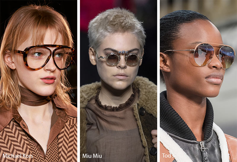 Eyewear Trends 2020.Fall Winter 2019 2020 Sunglasses Trends Fall 2019 Eyewear