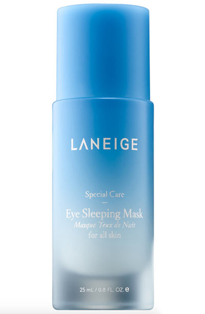 Best Under-Eye Masks & Eye Patches: Laneige Eye Sleeping Mask