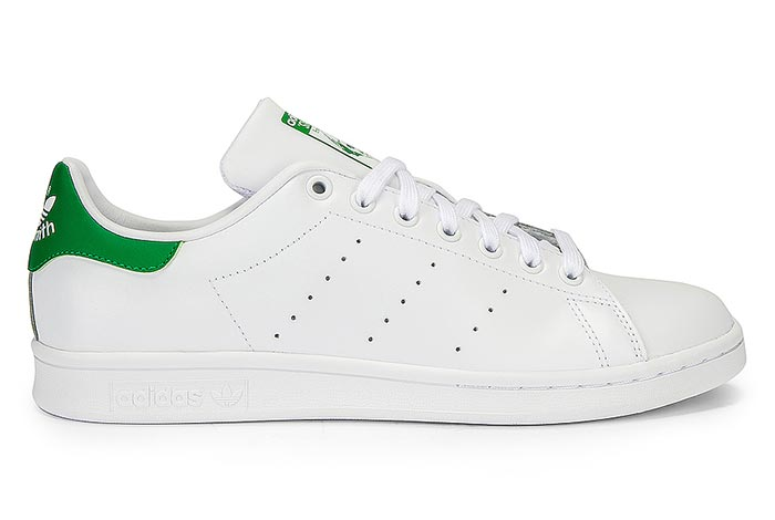 Best White Sneakers for Women: Adidas Originals Stan Smith White Trainers