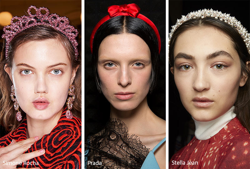 Fall/ Winter 2019-2020 Hair Accessory Trends: Headbands