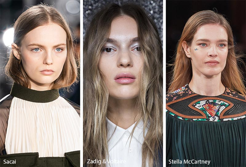 Fall/ Winter 2019-2020 Hair Color Trends: Bronde Hair Color