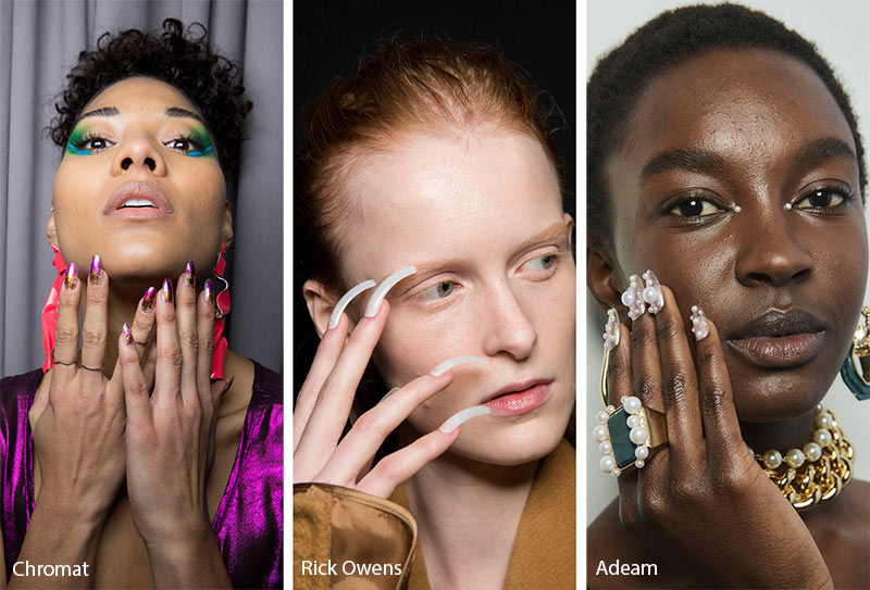 Fall/ Winter 2019-2020 Nail Trends: Press-On Nails