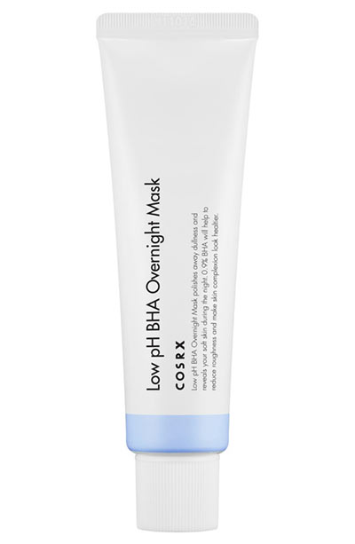 Best Oily Skin Products: CosRx Low pH BHA Overnight Mask