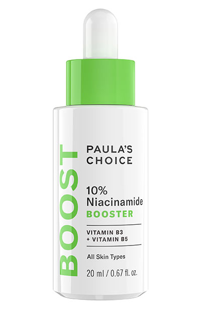 Best Oily Skin Products: Paula's Choice Boost 10% Niacinamide Booster Concentrated Serum